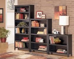 office furniture shelves. H371-15-16-17 Contemporary Black Bookcase, Big. Medium, Small Office Furniture Shelves