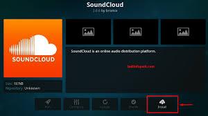 soundcloud image size soundcloud kodi addon download latest on kodi player 17