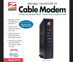 motorola 16x4 cable modem model mb7420 686 mbps docsis 3 0. amazon.com: zoom 16x4 cable modem, 686 mbps docsis 3.0, model 5370, certified by comcast xfinity, time warner and other service providers: computers \u0026 motorola modem mb7420 docsis 3 0 m