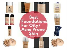 so today i will be listing the best foundations for oily acne e skin both high end brands available in india and some my personal favourites
