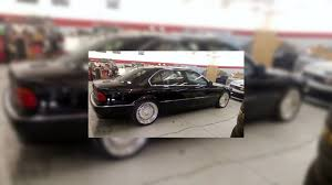 BMW 3 Series white 750 bmw : BMW 750iL in which Tupac was shot for sale at $1.5 million