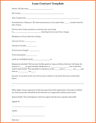 Warehouse Resume Loan Agreement Doc Resume Warehouse Sponsorshipetter Template Free 53