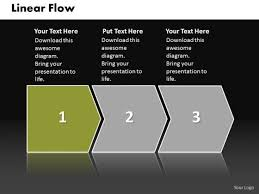 Ppt Consecutive Work Flow Chart Powerpoint Business