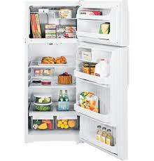 ge® 18 1 cu ft top zer refrigerator gth18gbdww ge appliances product image