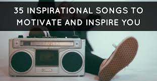 40 Inspirational Songs With Lyrics To Motivate And Inspire You Fascinating Inspiring Song Lyrics