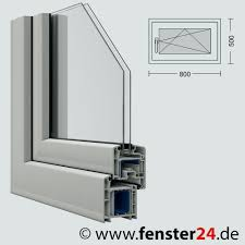 Fenster 80 X 60 Beste Und Modern Kunststoff Fenster Veka 80 X 60 Cm