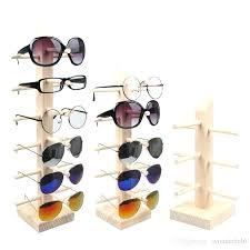 glasses rack new wooden sunglasses holder glasses rack men sunglasses display shelf household organizer glasses frame