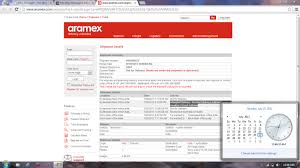 Aramex One Of The Worst Courier In Hyderabad The Ebay Community