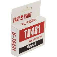 <b>Картридж EasyPrint IE-T0481</b> Черный (Black) — купить, цена и ...