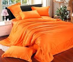 orange duvet cover king orange king size sheets orange duvet cover king size