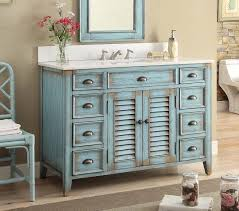 distressed blue furniture. 46\ Distressed Blue Furniture