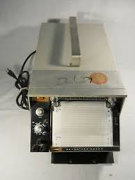 Servo Chart Details About Esterline Angus Chart Drive No 227 Vintage Recorder Speed Servo