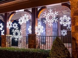 outdoor lighting decorations. Snowflakes \u0026 Stars Christmas Decorations Outdoor Lighting L