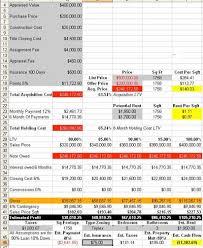 Hard Money Buying Worksheet