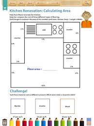 Kids Math:Area&Perimeter Worksheets(Grade 4) (iPad) reviews at ...