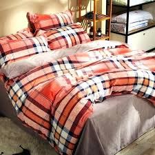 tartan plaid duvet cover let duvet covers pottery barn dorm