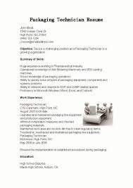 Sample Resume For Packer Job Sample Resume For Packer Job Beautiful Test Engineer Resume Sample 28