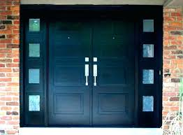 double steel entry shed doors exterior rs r inch fiberglass fabulous doubl