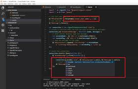 The SignalR for ASP.NET Core JavaScript Client, Part 1 – Web ...