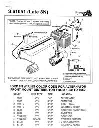 8n ford wiring diagram & wiring diagram for 8n ford \ the