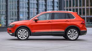 VW Tiguan 2.0 TSI 180 Outdoor (2016) review by CAR Magazine