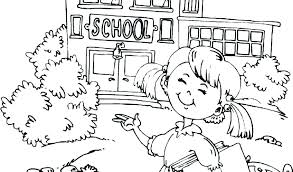 Sunday School Coloring Pages For Preschoolers School Coloring