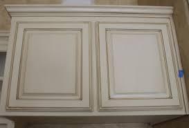 White Distressed Kitchen Cabinets Kitchen White Painted Glazed Cabinets Eiforces