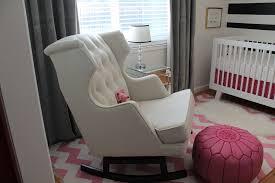 elegant baby furniture. Baby Nursery Comfortable And Elegant Room Rocking Chair Furniture E