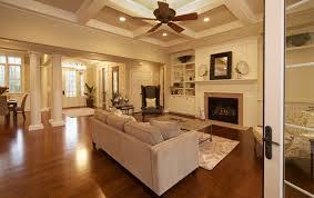 open floor plans living room