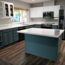 Arizona Kitchen Cabinets Cool Elite Custom Painting Cabinet Refinishing 48 Photos 48 Reviews