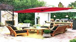outdoor umbrella stand home depot deck best backyard choice s patio offset hanging outdoor umbrella stand