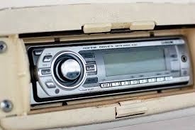 how to install a stereo trailering magazine photo of a marine stereo