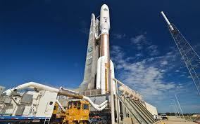 Image result for United Launch Alliance Atlas V rocket