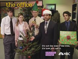 pictures of the office. The Office Christmas Wallpaper 2006 Pictures Of