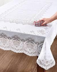 vinyl tablecloth round