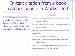 In Text Citations From Multiple Sources Ppt Download