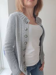 Aileas <b>cardigan</b> designed by Isabell Kraemer (With images ...