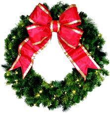 Christmas Bows For Wreaths – Happy Holidays!