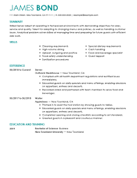 listing education on resume examples