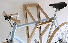 wooden bike hanger bike storage ideas 30 creative ways of storing bike inside your home
