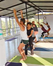 hatha yoga teacher india
