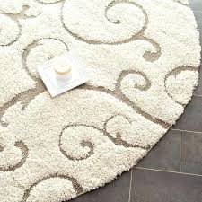 excellent round rugs decoration small round cream rug area rugs under pertaining to round area rugs modern