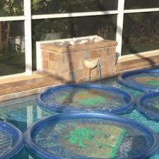 cool swimming pools. Beautiful Swimming This Owner Has The Right Idea With Pool Rings To Retain Heat But And Cool Swimming Pools