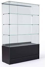 Glass shelves bookcase Ikea Image Unavailable Amazoncom Amazoncom 48