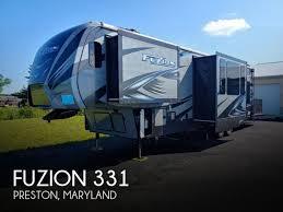 2016 keystone fuzion 331