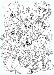 My Little Pony Equestria Girl Coloring Pages To Print Wonderfully