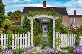 garden fence ideas the most beautiful