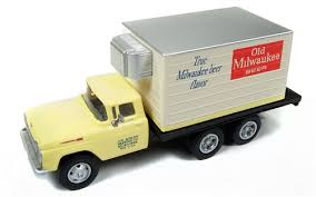Classic Metal Works 1960 Ford Refrigerated Box Truck (Old ...