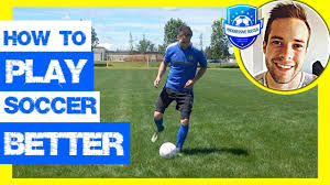How To Play Soccer Better (in your next match) *5 Steps To Success