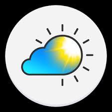 Hasil gambar untuk Animasi Cuaca Gratis - Ramalan cuaca & peringatan Oleh Apalon Apps logo